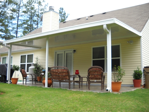 Patio Covers Lanier Aluminum Products