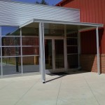 Aluminum Entrance Canopy