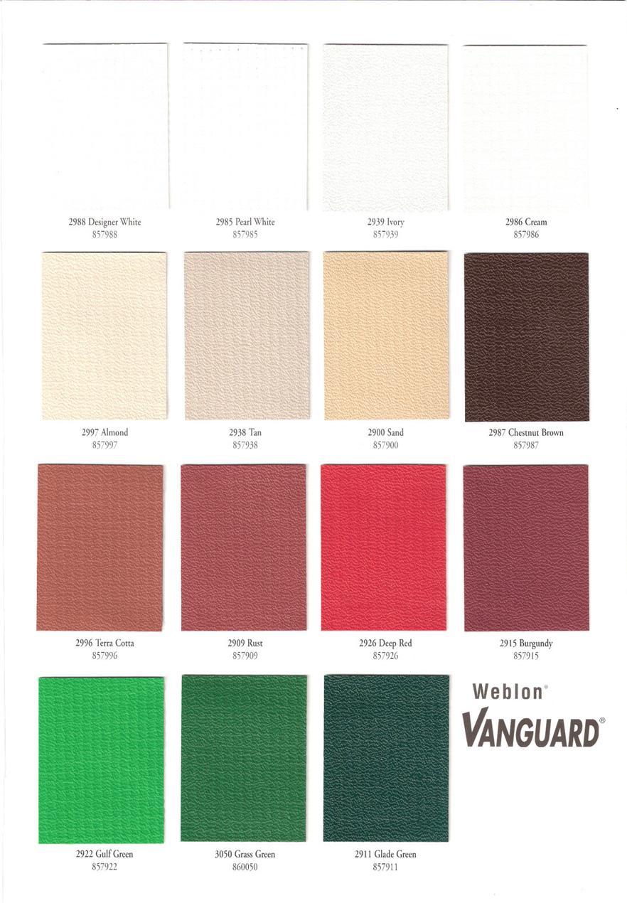 Vanguard Lanier Aluminum Products
