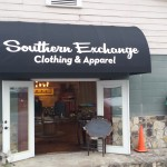Southern Exchange quarter barrel awning