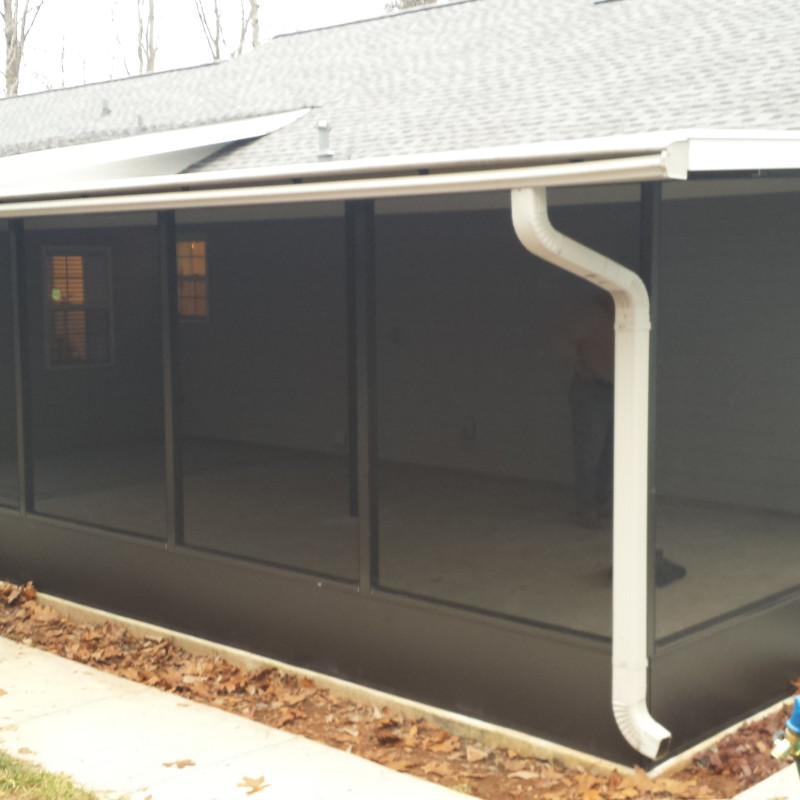 Screen Rooms Lanier Aluminum Products