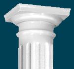 round-fluted-tb fiberglass