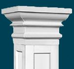 Columns Lanier Aluminum Products