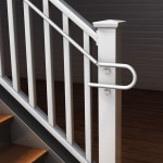 color guard handrail