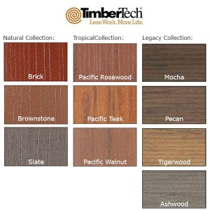 Decking Lanier Aluminum Products